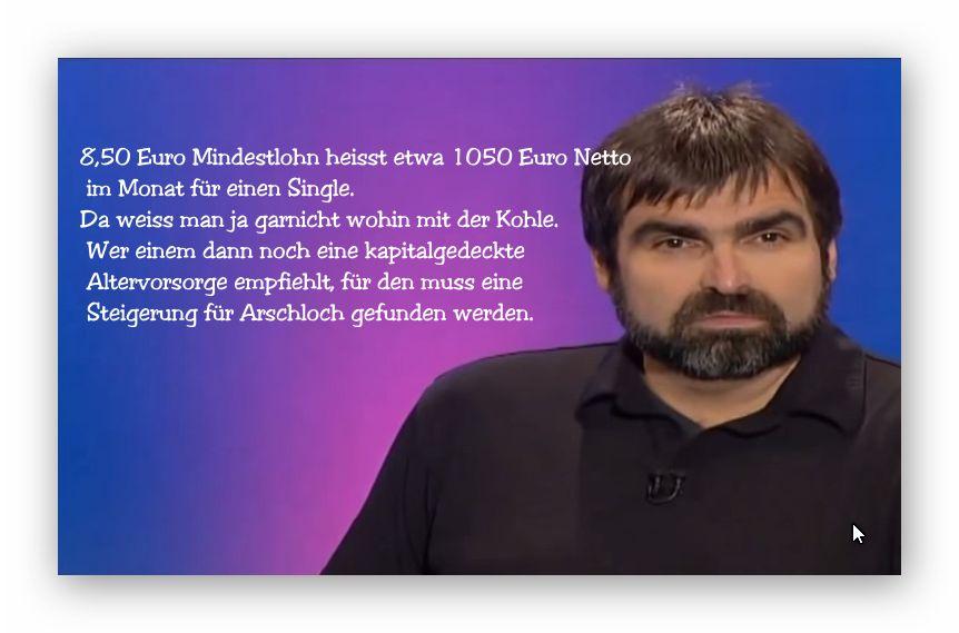 Karten Volker Pispers