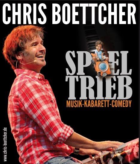 Chris Böttcher - Spieltrieb -