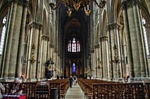 die Kathedrale von Reims ist Weltkulturerbe